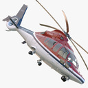 Eurocopter EC155 3D models