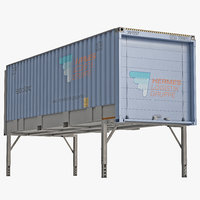 3dsmax swap body container iso