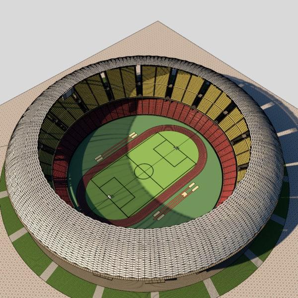 lwo football stadium