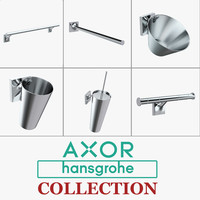 hansgrohe axor starck accessoires max
