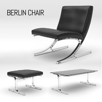 Berlin Chair Set