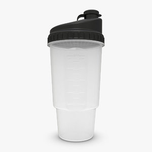 3d shaker gym