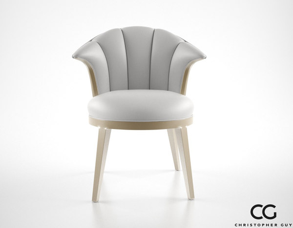 3d christopher guy josephine chair