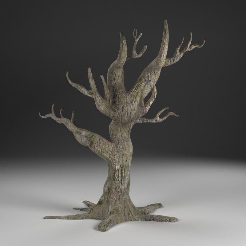 dead tree max