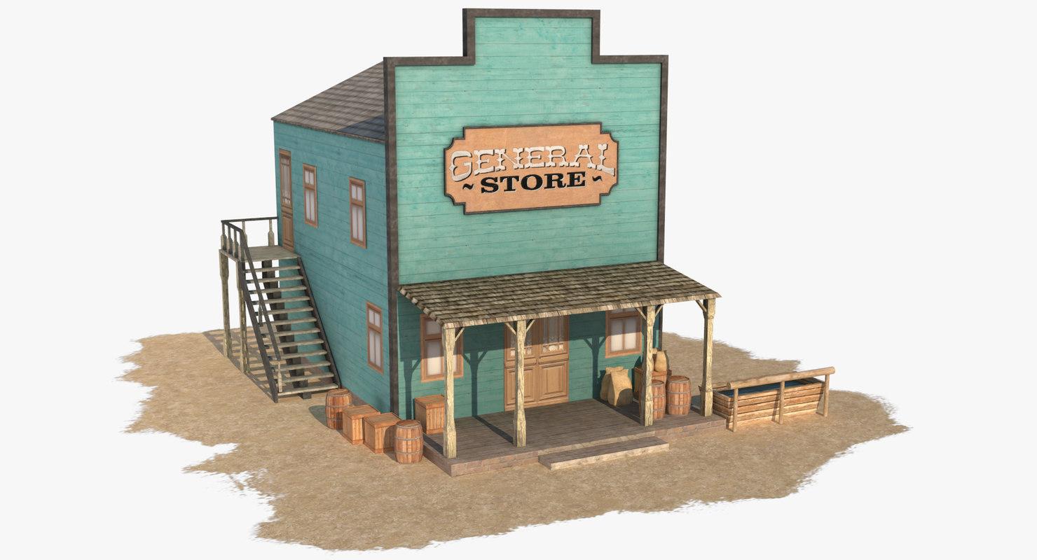 wild west store max