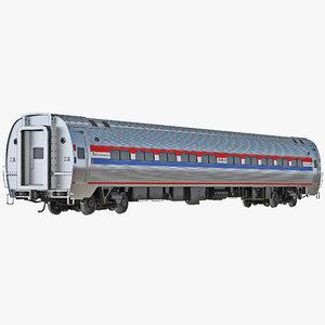 railroad amtrak passenger car max