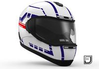 White Helmet H06
