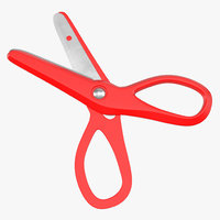 scissors 3 red 3ds