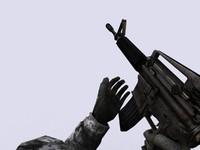 3d model modern firearms -
