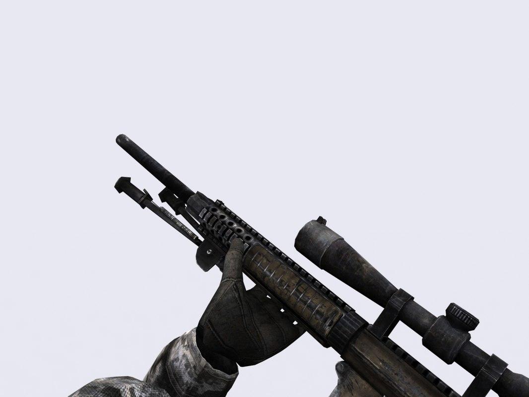 modern firearms - 3ds