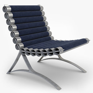 3d model baba lounger