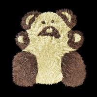 carpet bear obj