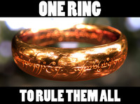 The One Ring (Lord of the Rings)