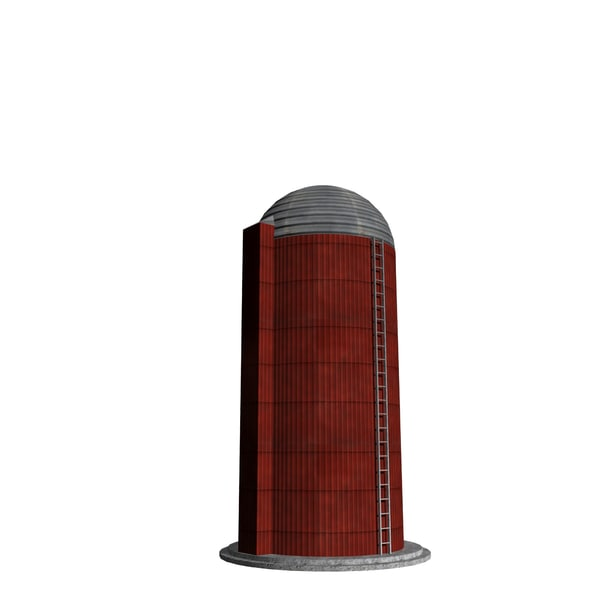 tower silo farms storing max
