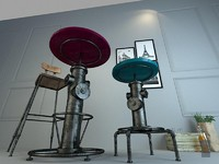 table stools max