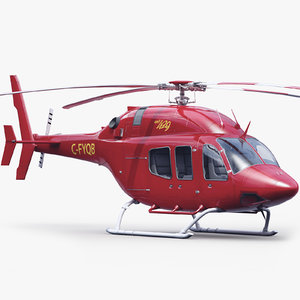 3d bell 429 model