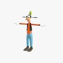 goofy 3D models