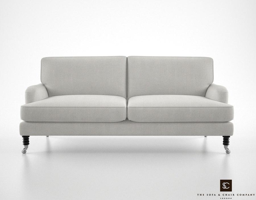 sofa chair company howard 3d max