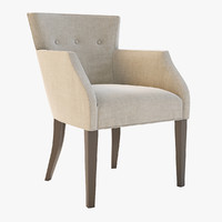 Modern Luxury Occasional Chair #92017