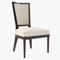 Bolier Modern Luxury Side Chair  #90017