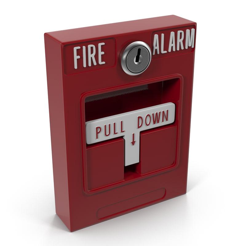 3ds max alarm 3 generic