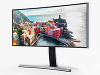 samsung 34 curved screen monitor 3d max