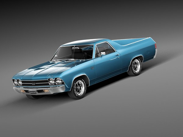 Chevrolet 1969 Ss Max