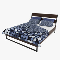 Ikea Trysil & Smorboll Bedroom Set