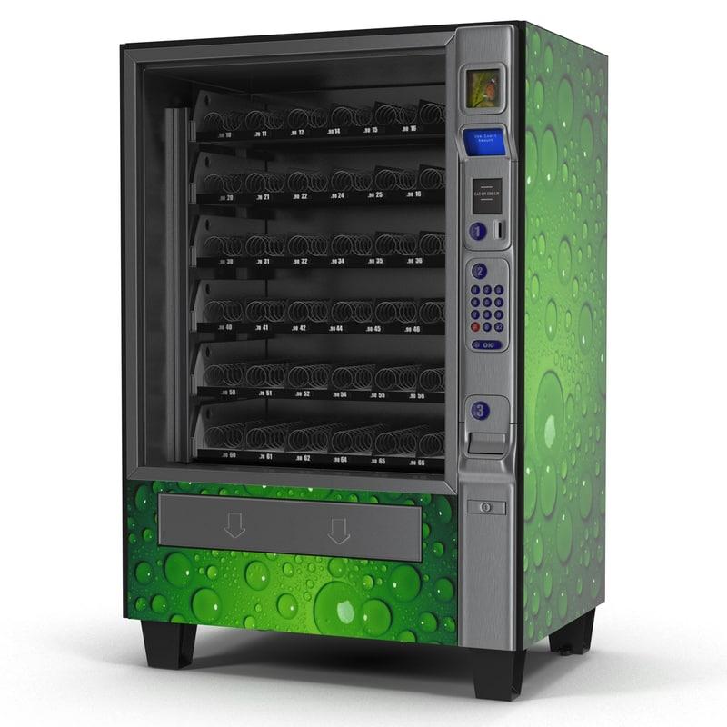 3d vending machine 3