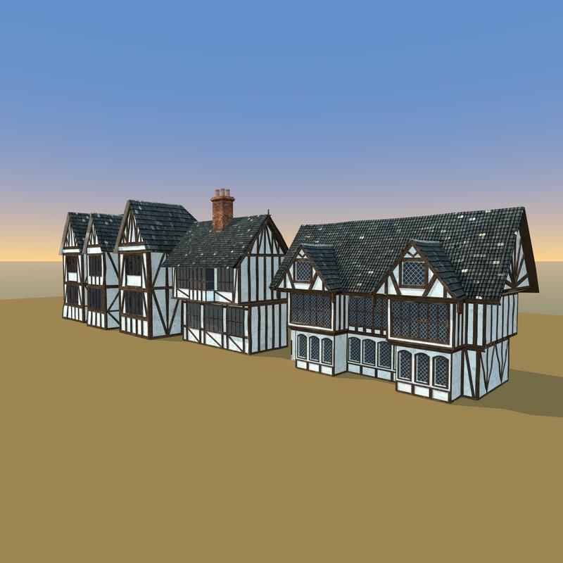lwo old london tudor house