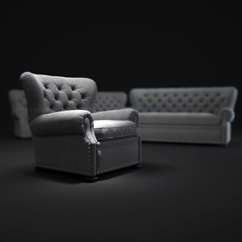 3d churchill-upholstered-chair-and-sofa-with-nailheads