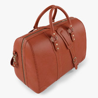 weekender travel bag 3d max