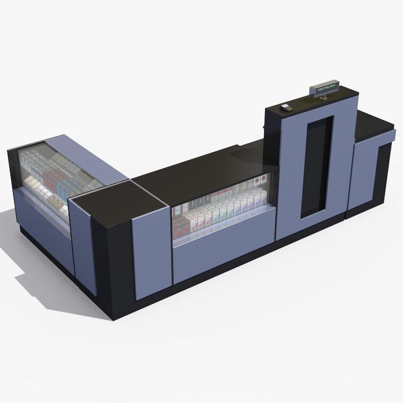 cigarette box office 3d 3ds