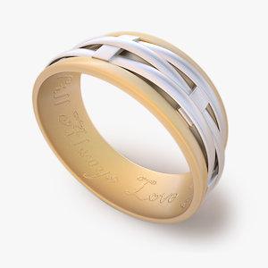 3ds max love script ring