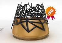 modelled vase max free