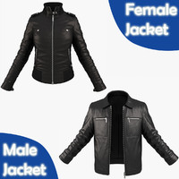 3d pack jackets man woman