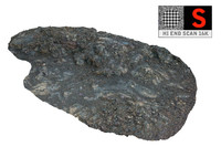 lava scanned 16k 3d model