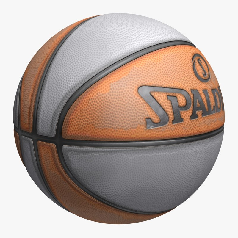 3ds basketball spalding old 4