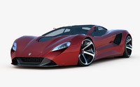 Concept car Azdarth C28 2016