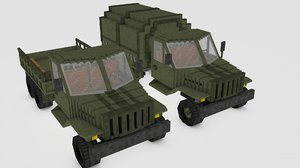 cinema4d minecraft ural 4320