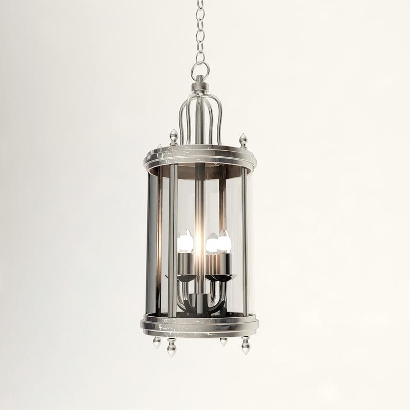 3d model eichholtz lantern sandhurst
