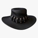 cowboy hat 3D models