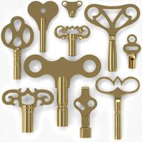 10 Clock Keys