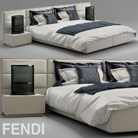 Bed fendi casa urano