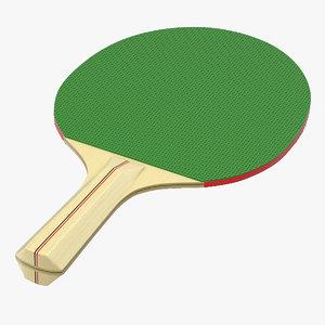 max ping pong paddle