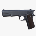 Colt .45 3D models