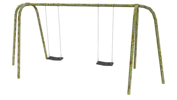 3d old swing