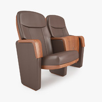 Contemporary Auditorium Seating Chair