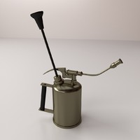 antique garden sprayer 3d 3ds
