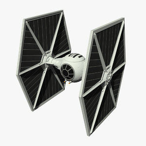 3ds tie fighter